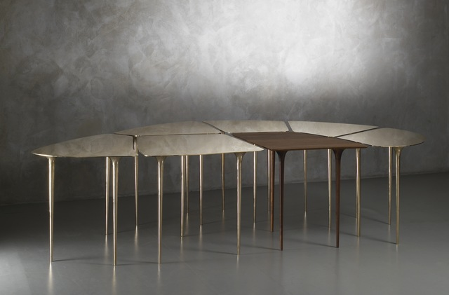 , ''West Lake' table ,' 2013, Nilufar Gallery