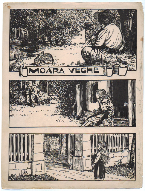 , 'Moara veche,' 1922-1927, Nasui Collection & Gallery