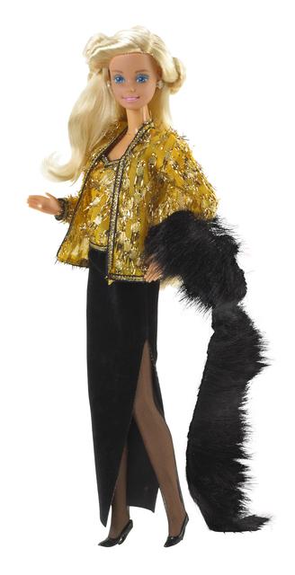 , 'Oscar Dela Renta Barbie,' 1985, Les Arts Décoratifs