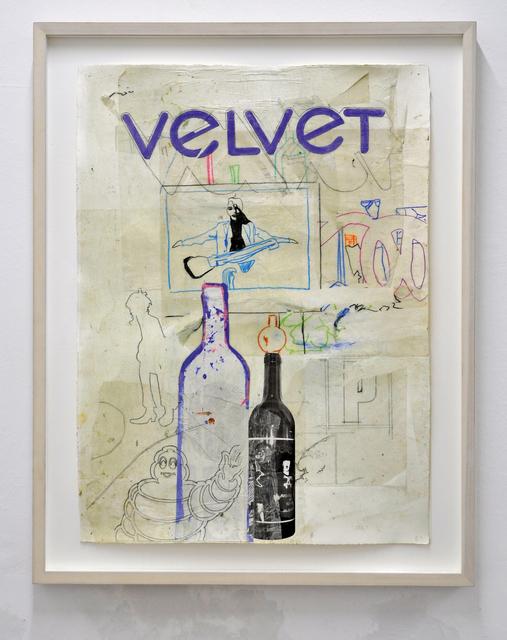 Michael Bevilacqua, 'Velvet Manson ', 2006, The Flat - Massimo Carasi