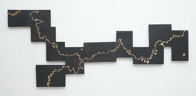 , 'Hong Kong Bay,' 2016, Lucia Mendoza