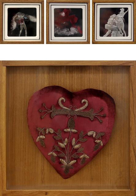 , 'Tum Tum Tum Bate Coração,' 2013, Bolsa de Arte