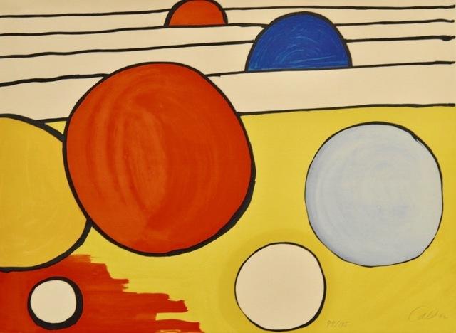 Alexander Calder, 'Our unfinished Revolution', 1975, Kunzt Gallery