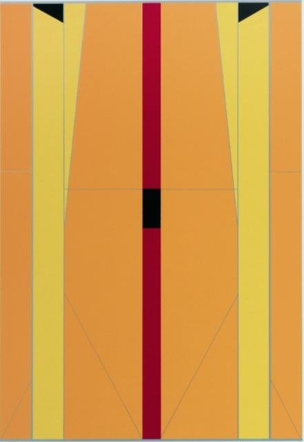 , 'Silkscreen No. 1,' 2012, Leon Tovar Gallery