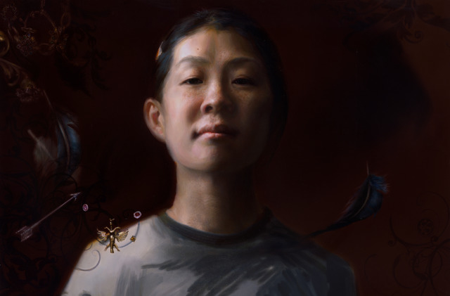 Kate Sammons, 'Self Portrait, Taking Flight', 2010, Gallery 1261