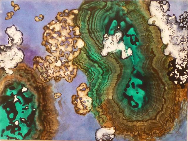, 'Sunken Treasure Emerald #6,' 1993, ACA Galleries