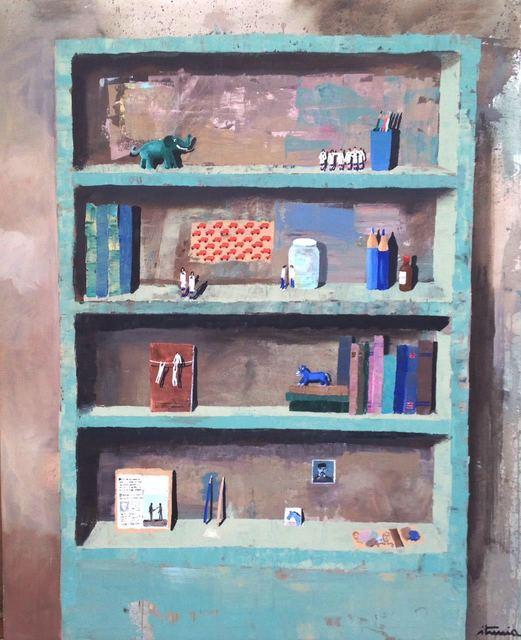 , 'Biblioteca,' , Galeria Sur