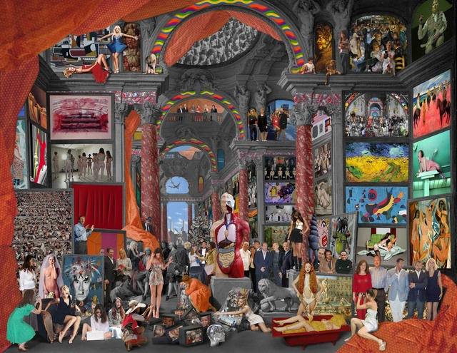 , 'Gallery of Views of Modern Rome. Giovanni Paolo Pannini,' 2012, Cynthia Corbett Gallery