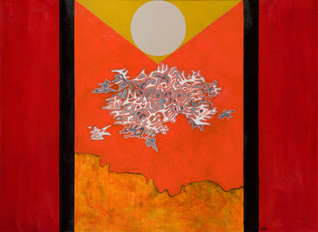 , 'China Red,' 2006, Arco Gallery