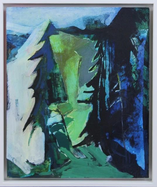 , 'Stranger,' 2017, Castlegate House Gallery