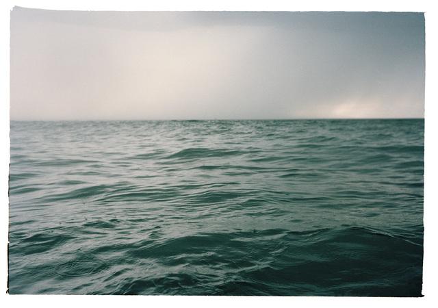 , 'Seawater I,' 2018, Barnard