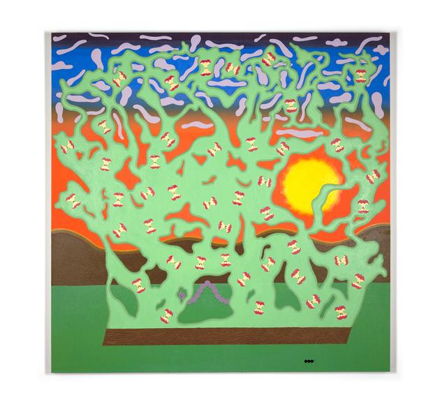 Adam Amram, 'An Apple Tree, Harvested and Holy.', 2016, HARPY