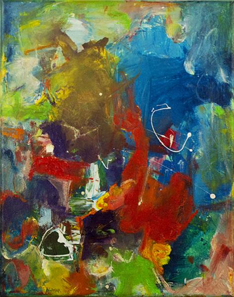 , 'Gypsy Wind II,' 2017, David Barnett Gallery