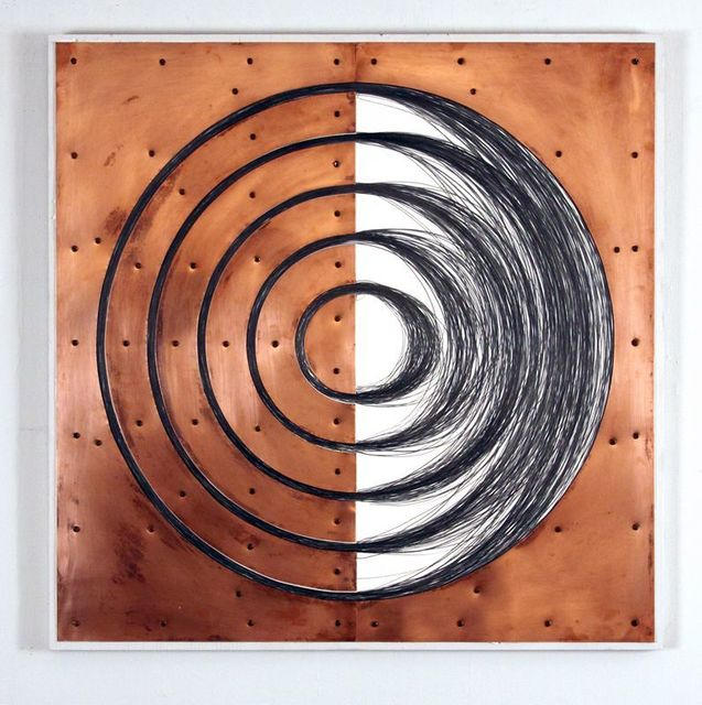 , 'Copper Piece,' 1977, Häusler Contemporary
