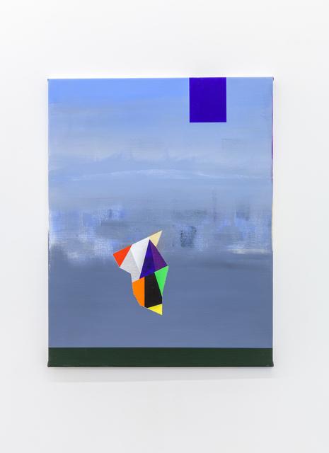 , 'Diep/Deep (Vlucht),' 2014-2015, Tatjana Pieters