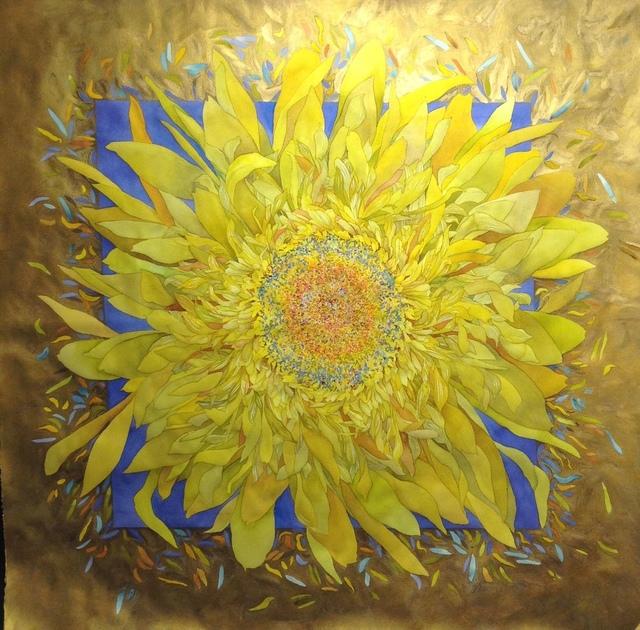 Sharon Pitts, 'Sunflower', 2016, Imlay Gallery