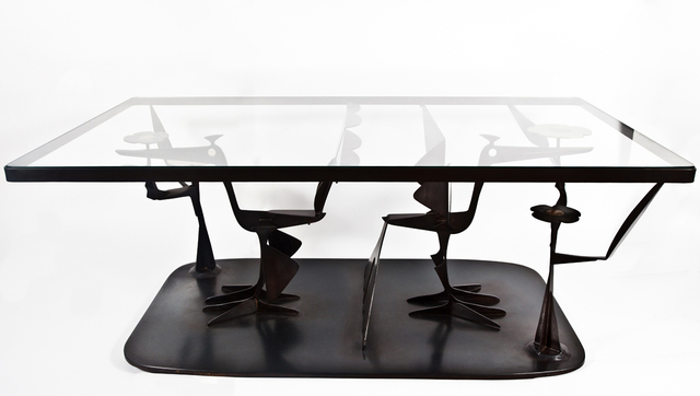 , 'Bird Coffee Table,' 2012, Cristina Grajales Gallery