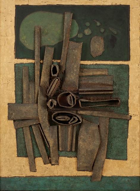 , 'Jut Out,' 1967, Art Agenda, S.E.A.
