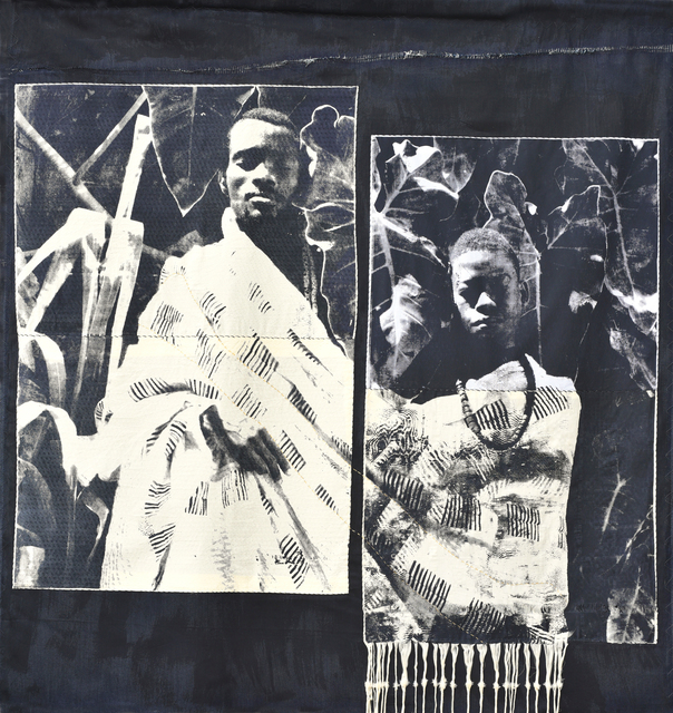 , 'Kwame & Max,' 2017, Mariane Ibrahim Gallery