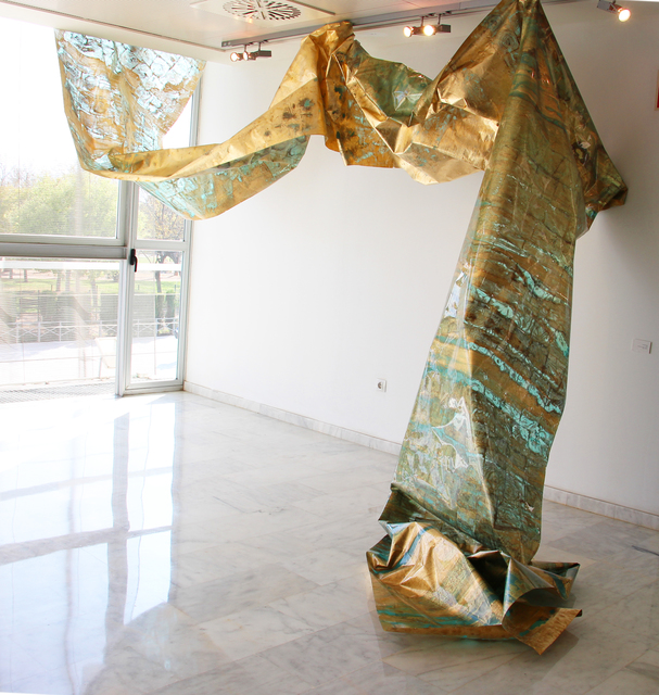 Alicia Torres, '10M of Gold', 2017, Aye Gallery