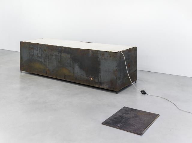 Miroslaw Balka, '41 x 31 x 1, 190 x 60 x 54', 1992, Galerie Nordenhake