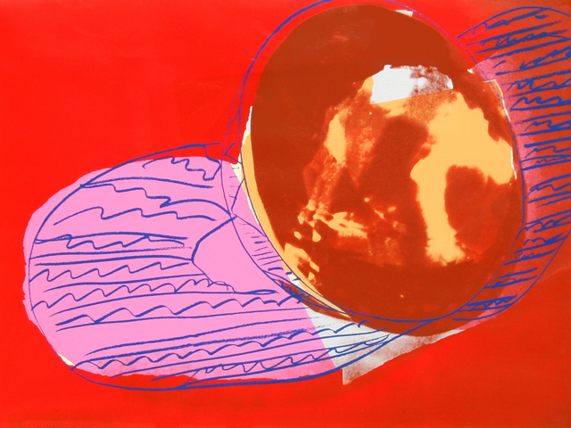 Andy Warhol, 'Gems FS IIA. 186', 1978, Print, Screenprint on Strathmore Bristol paper, RoGallery