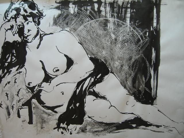 , 'Reclining Female,' ca. 2013, Gallery 4 West