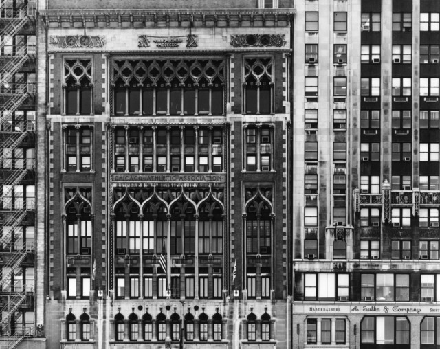 William W. Fuller, 'Chicago Athletic Association, Chicago, Illinois ', 1981, Etherton Gallery