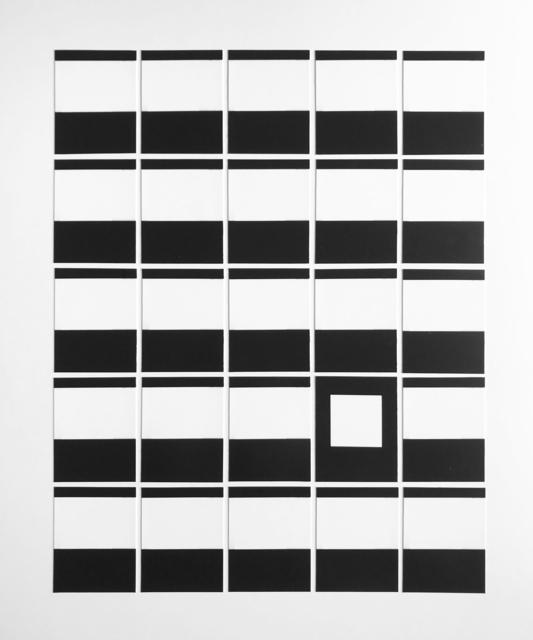 , 'Grid 18,' 2018, Kopeikin Gallery