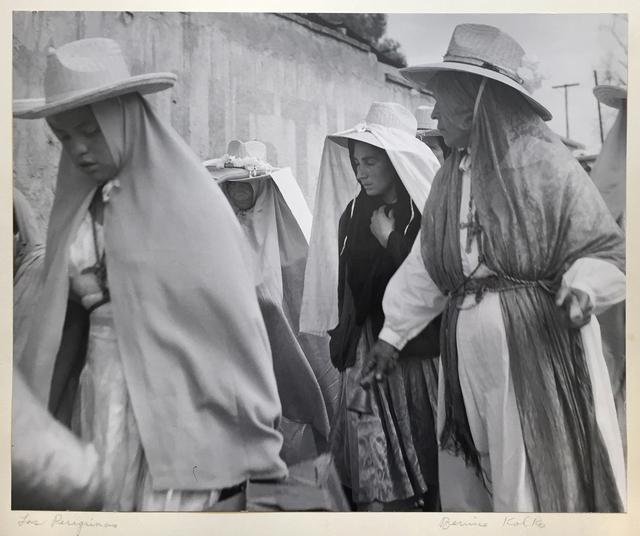 , 'Los Peregrinos / Pilgrimage, Ixtapalapa,' 1958, Charles Isaacs Photographs, Inc