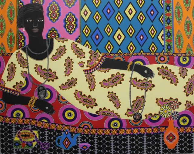 , 'Raby,' 2019, Rebecca Hossack Art Gallery