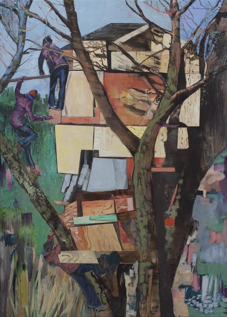 , 'Tree House,' 2016, Simon Lee Gallery