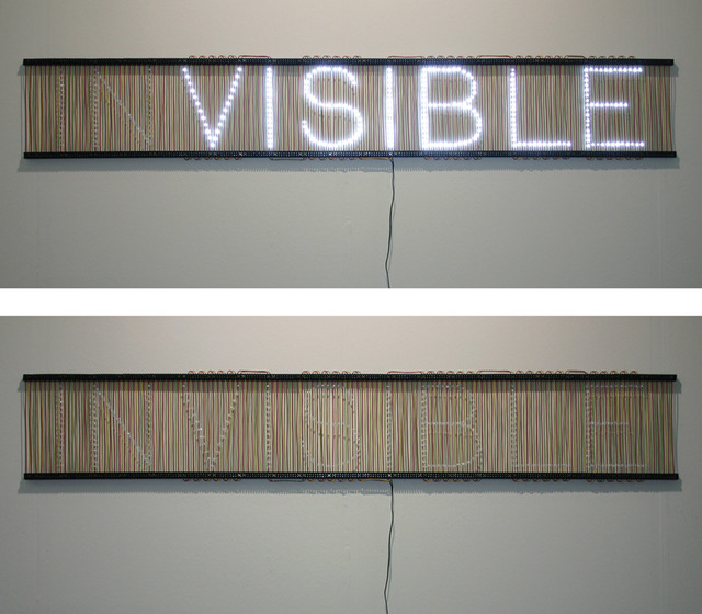 , 'Invisible,' 2012, Ani Molnár Gallery