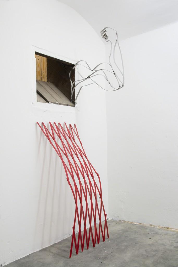 Kasia Fudakowski, 'Bad ladders', 2016