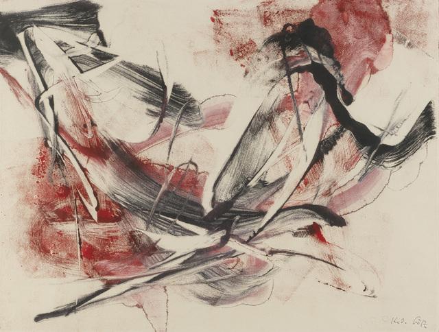 , 'Untitled,' 1955, Galerie Schlichtenmaier