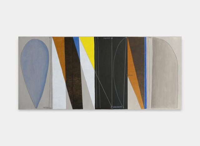 Julio Villani, 'Organic machinery', 2019, Galeria Raquel Arnaud