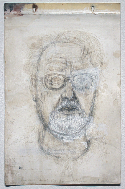 , 'Self Portrait,' 2001-2013, John Davis Gallery