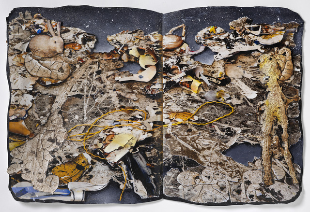 , 'Book IV, Zoology on the Planet of the Arts,' 2016, Gallery NAGA