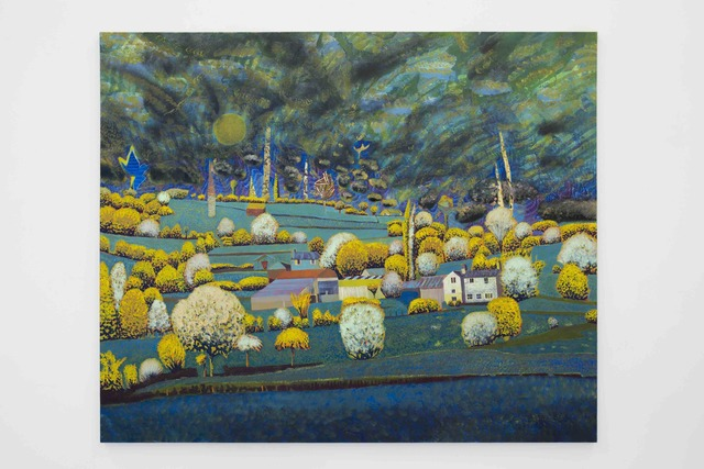 David Brian Smith, 'Shropshire Moon', 2016, Galerie Xippas