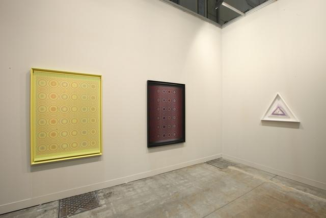 Alberto Biasi, 'Alberto Biasi @ MiArt 2016', 2016, Painting, Mixed media, Dep Art Gallery