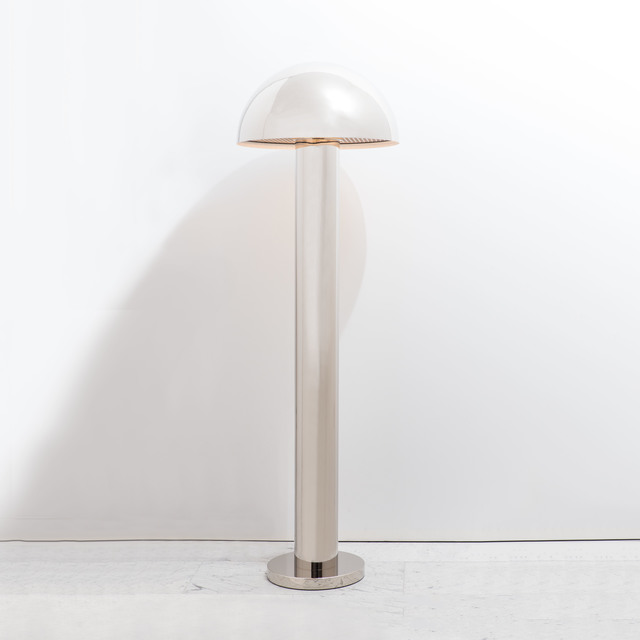 Karl Spring LTD, 'Karl Springer LTD, Polished Nickel Mushroom Floor Lamp, USA, 2016', 2016, Todd Merrill Studio