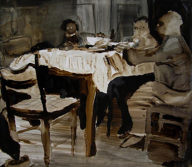 , 'Mahlzeit II,' 2010, Artscape