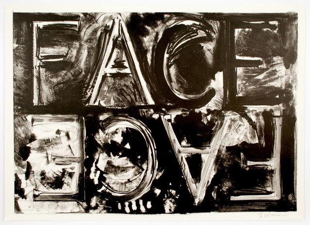 , 'Double Face,' 1981, Brooke Alexander, Inc.