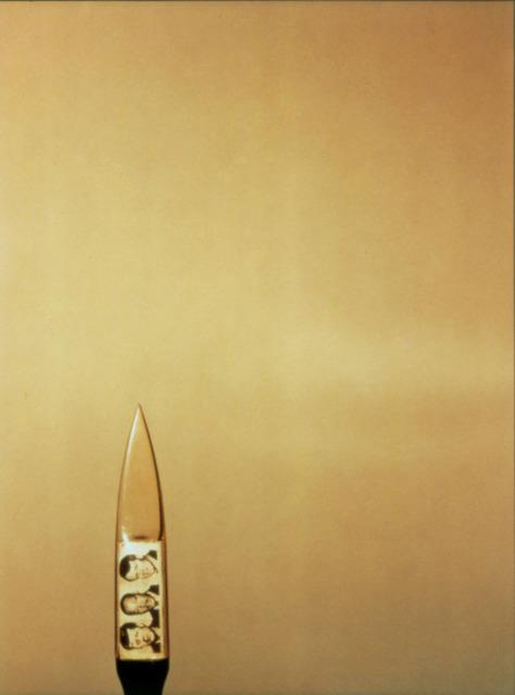 , 'Untitled (Pen),' 1998, Koplin Del Rio