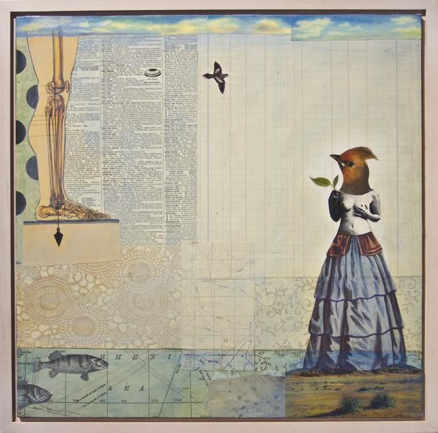 , 'Clay Pigeon,' 2015, Turner Carroll Gallery