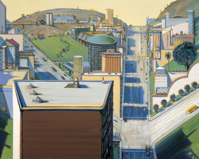 , 'Valley Streets,' 2003, San Francisco Museum of Modern Art (SFMOMA)