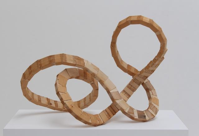 , 'Rubber Band Sculpture,' 2016, Hosfelt Gallery