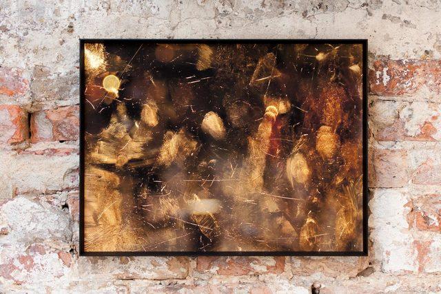 , 'Golden fingers of Louvre,' 2017, Alberta Pane