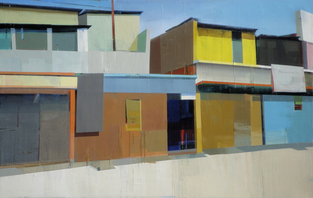 Suhas Bhujbal, 'A Quiet Town #149', Melissa Morgan Fine Art