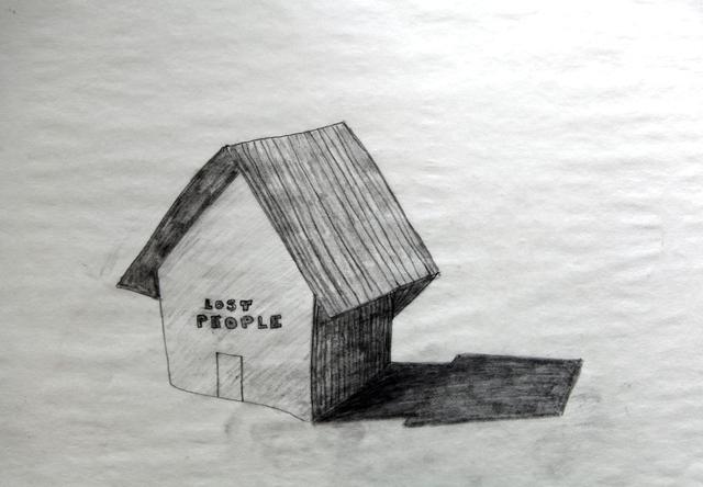 , 'Lost People,' 2014, Barbara Gross